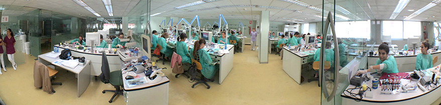 cursos endodoncia instalaciones